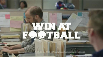 Yahoo! Fantasy Football TV Spot, 'Gloat With Your Boss, Part One' - Thumbnail 9