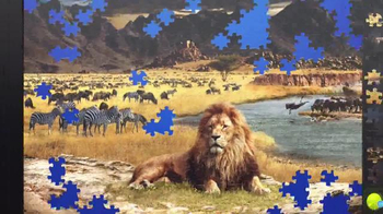 Magic Jigsaw Puzzles TV Spot, 'National Geographic Puzzle'