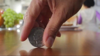 Kroger TV Spot, \'Spinning Coin\'