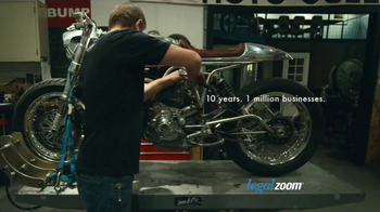 Legalzoom.com TV Spot, 'You Love to Run Your Business' - Thumbnail 4