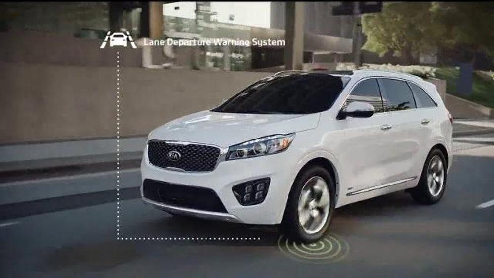 2017 Kia Sorento TV Commercial, 'Intelligent Features ...