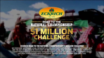 Eckrich $1 Million Challenge TV Spot, 'Smoked Sausage' Ft. Kirk Herbstreit - 28 commercial airings