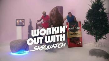 Jack Link's Beef Jerky TV Spot, 'SasquatchWorkout: Stationary Cycling' - Thumbnail 1