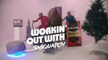Jack Link's Beef Jerky TV Spot, 'SasquatchWorkout: Stationary Cycling' - Thumbnail 2