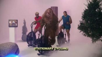 Jack Link's Beef Jerky TV Spot, 'SasquatchWorkout: Stationary Cycling' - Thumbnail 4