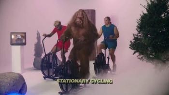 Jack Link's Beef Jerky TV Spot, 'SasquatchWorkout: Stationary Cycling' - Thumbnail 5