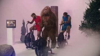 Jack Link's Beef Jerky TV Spot, 'SasquatchWorkout: Stationary Cycling' - Thumbnail 8