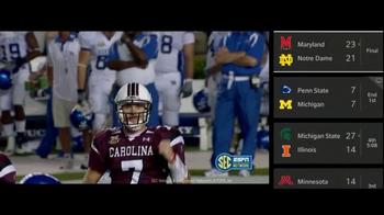 XFINITY X1 Sports App TV Spot, 'Scoring' Song by DMX - Thumbnail 4