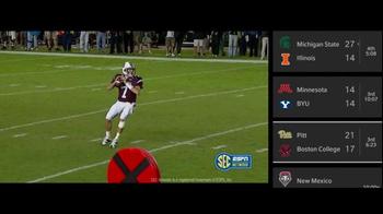 XFINITY X1 Sports App TV Spot, 'Scoring' Song by DMX - Thumbnail 5