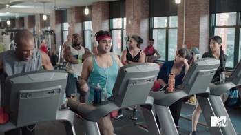 GEICO TV Spot, 'MTV: Treadmill' Song by Daya - 18 commercial airings