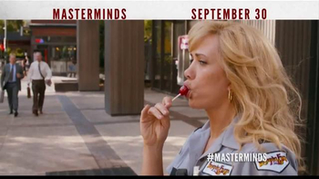 Masterminds - 4179 commercial airings