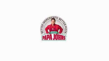 Papa John's Cinnamon Pull-Aparts TV Spot, 'Come Together' - Thumbnail 6