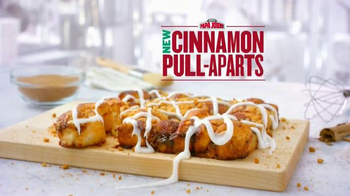 Papa John's Cinnamon Pull-Aparts TV Spot, 'Come Together' - Thumbnail 3