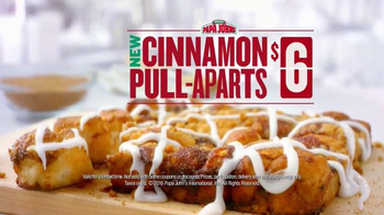 Papa John's Cinnamon Pull-Aparts TV Spot, 'Come Together' - Thumbnail 5
