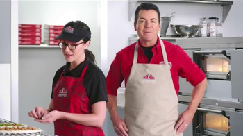 Papa John's TV Spot, 'Cupcakes' Featuring Peyton Manning, J.J. Watt - Thumbnail 8