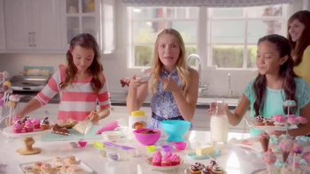 Real Cooking Ultimate Baking Starter Set TV Spot, 'Amazing Mixes'