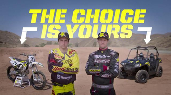 Rockstar Energy 100 Days of Summer Sweepstakes TV Spot, 'Your Choice'