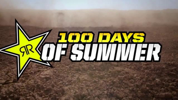 Rockstar Energy 100 Days of Summer Sweepstakes TV Spot, 'Your Choice' - Thumbnail 4