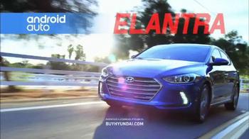 Hyundai Summer Clearance Event TV Spot, 'Final Days: Elantra SE' - Thumbnail 4