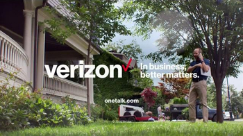 Verizon One Talk TV Spot, 'Introducing One Talk' - Thumbnail 10