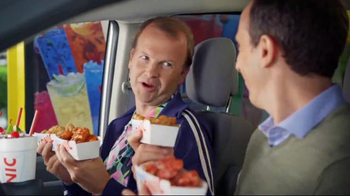 Sonic Drive-In BOGO Wing Night TV Spot, 'Can't Choose' - 10280 commercial airings