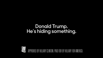 Hillary for America TV Spot, 'Hiding His Taxes' - Thumbnail 10