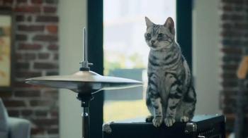 Meow Mix TV Spot, 'Cymbals' - Thumbnail 2