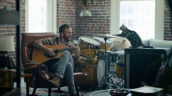 Meow Mix TV Spot, 'Cymbals'