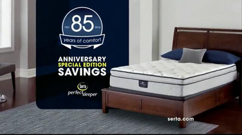 Serta Anniversary Special Edition Savings TV Spot, 'We Need to Talk' - Thumbnail 7