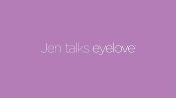 Eyelove TV Spot, 'Dry Eyes' Featuring Jennifer Aniston - Thumbnail 2