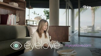 Eyelove TV Spot, 'Dry Eyes' Featuring Jennifer Aniston - Thumbnail 8
