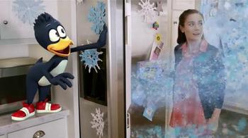 Kid Cuisine Snowstorm Popcorn Chicken TV Spot, 'Paper Snowflakes' - Thumbnail 4
