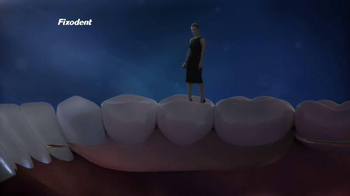 Fixodent Plus Superior Hold TV Spot, 'Holds Strong' - Thumbnail 2