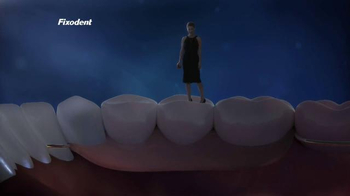 Fixodent Plus Superior Hold TV Spot, 'Holds Strong' - Thumbnail 3