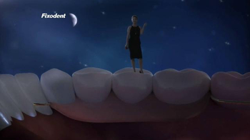 Fixodent Plus Superior Hold TV Spot, 'Holds Strong' - Thumbnail 4