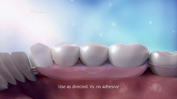Fixodent Plus Superior Hold TV Spot, 'Holds Strong' - Thumbnail 5