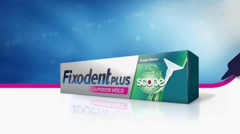 Fixodent Plus Superior Hold TV Spot, 'Holds Strong' - Thumbnail 8