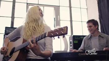 Guitar Center Labor Day Savings Event TV Spot, 'Guitars' - Thumbnail 1
