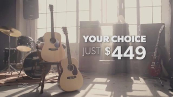 Guitar Center Labor Day Savings Event TV Spot, 'Guitars' - Thumbnail 6