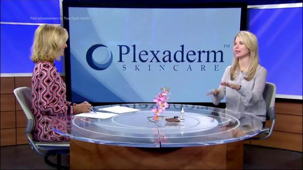 Plexaderm Skincare TV Commercial, 'Dating After 40' - iSpot.tv