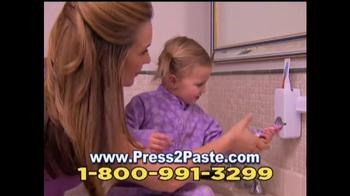 Press2Paste TV Spot, 'No More Mess' - Thumbnail 6