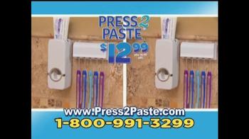 Press2Paste TV Spot, 'No More Mess' - Thumbnail 7