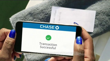Chase Mobile App TV Spot, 'Serena Williams Moves Forward' - Thumbnail 5