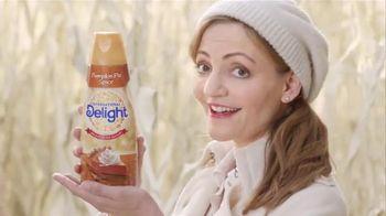 International Delight Pumpkin Pie Spice TV Spot, 'Pumpkin Pie Spice Season'