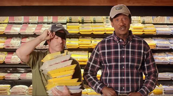 Sanderson Farms Chicken TV Spot, 'The Truth About Chicken: Supermarket' - Thumbnail 6