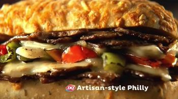 Dairy Queen Bakes! Artisan-Style Philly TV Spot, 'Philly Meets Oven'