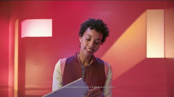 Microsoft Surface Pro 4 TV Spot, 'Surface Pro 4 Is the One for Me' - Thumbnail 2