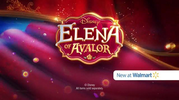 Elena of Avalor Collection TV Spot, 'Disney Junior: Courage & Kindness' - Thumbnail 4