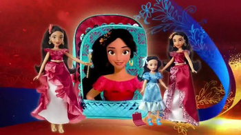 Elena of Avalor Collection TV Spot, 'Disney Junior: Courage & Kindness' - Thumbnail 3
