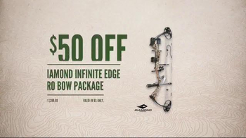 Cabela's Fall Great Outdoor Days Sale TV Spot, 'Save on Bow Hunting' - Thumbnail 8